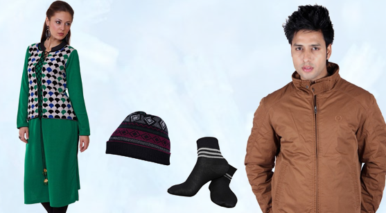 online shopping winter collections